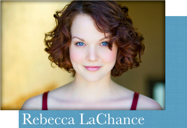 Welcome to www.RebeccaLaChance.com!
